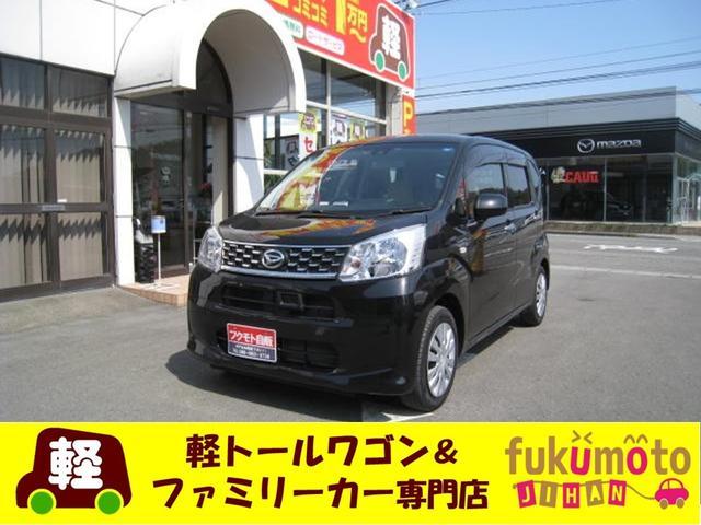 ダイハツ L SAII 追突軽減ブレーキ・ナビ・ETC付
