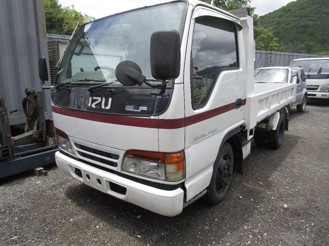 いすゞ エルフトラック ダンプ 2t