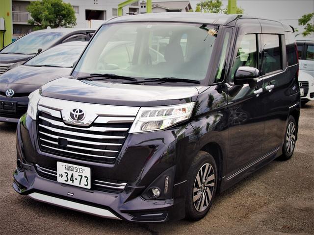 「トヨタ」「ルーミー」「ミニバン・ワンボックス」「徳島県」の中古車
