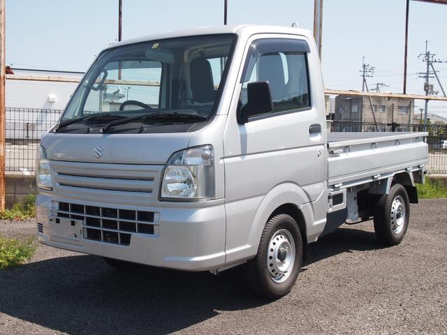 KCエアコン・パワステ 5速ミッション トラック 軽自動車