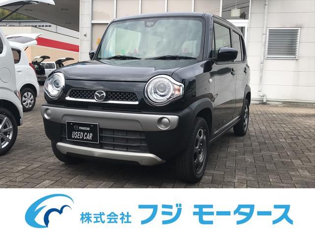 「マツダ」「フレアクロスオーバー」「コンパクトカー」「愛媛県」の中古車