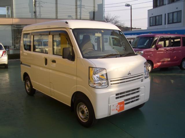 三菱 M 2WD AT エアコン パワステ