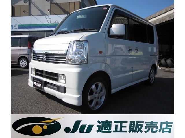 「スズキ」「エブリイワゴン」「コンパクトカー」「徳島県」の中古車