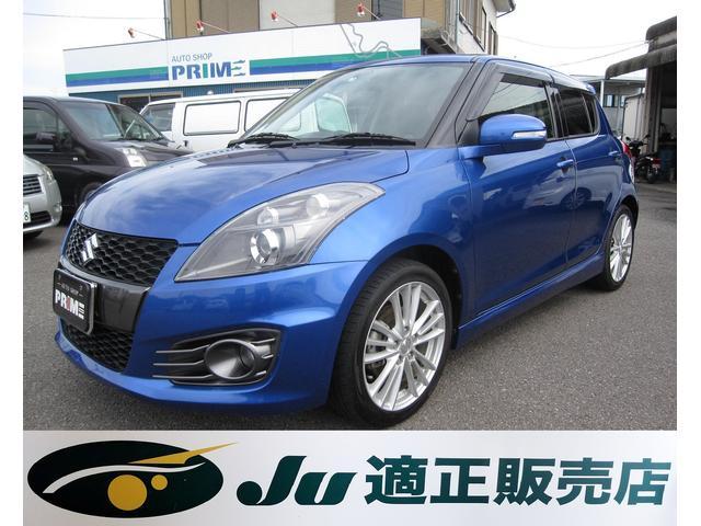 「スズキ」「スイフトスポーツ」「コンパクトカー」「徳島県」の中古車