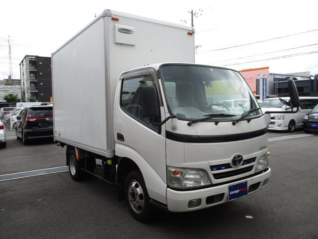 トヨタ 1.45トン積 キタムラ製パネルバン LPガス