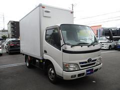 ダイナトラック1.45トン積 キタムラ製パネルバン LPガス