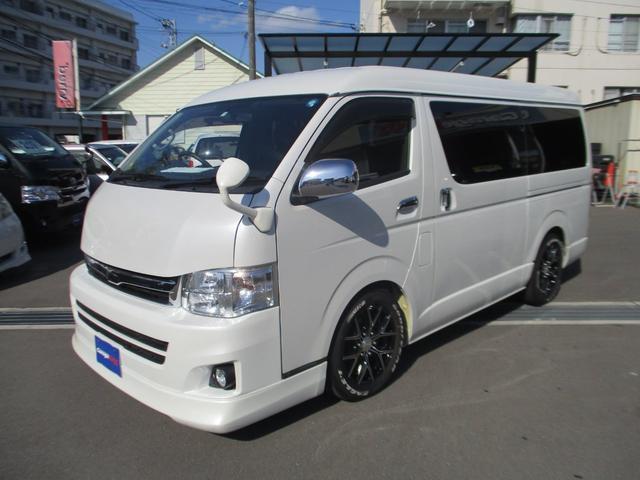 トヨタ GL 2.7ガソリン バッドフェイス フリップダウン 鑑定済