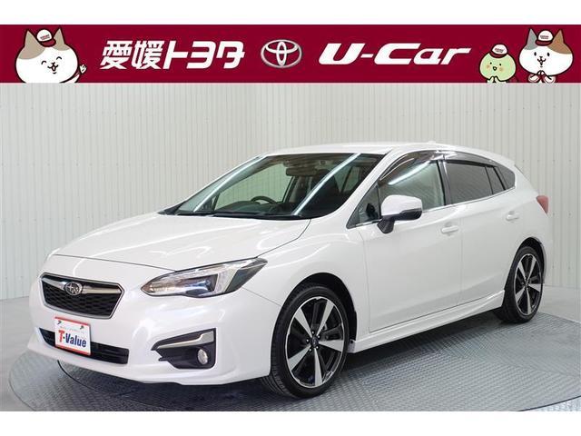 「スバル」「インプレッサ」「コンパクトカー」「愛媛県」の中古車