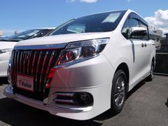 エスクァイアGi 4WD ナビ 後席モニタ バックモニタ ETC LED