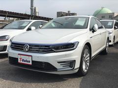 VW パサートGTEアドバンス ナビ TV 革シート