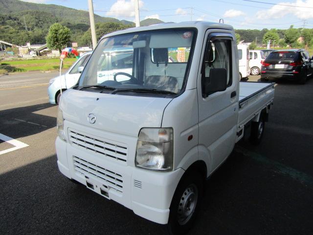 マツダ 4WD パワステ・エアコン