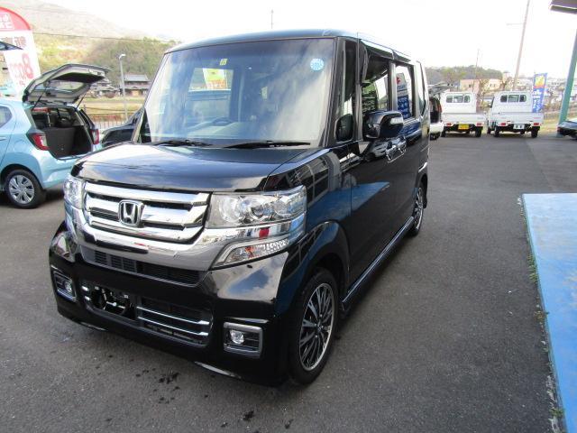 「ホンダ」「N-BOX」「コンパクトカー」「徳島県」の中古車