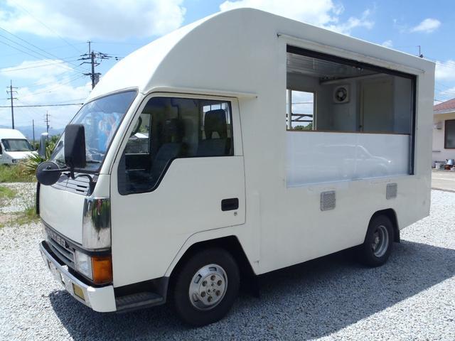 三菱ふそう 移動販売車・イベントカー・広告宣伝車・フードトラック