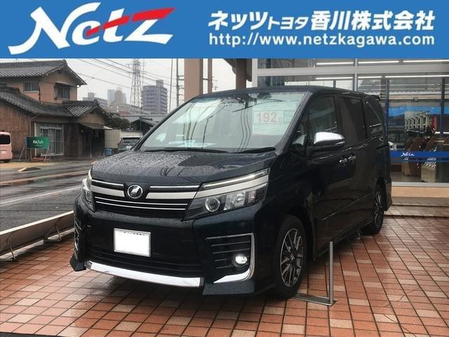 トヨタ ZS 煌II ナビTV Bluetooth接続 バックカメラ ETC 両側電動スライド フリップダウンモニター 1オーナー