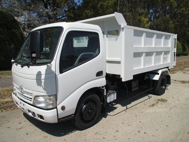 トヨタ  2.5トン深ダンプ ボディ新品 ボデイ約6.3立米 積載2550Kg