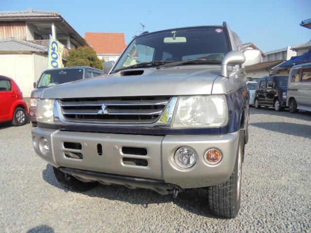 三菱 V 4WD タ-ボ