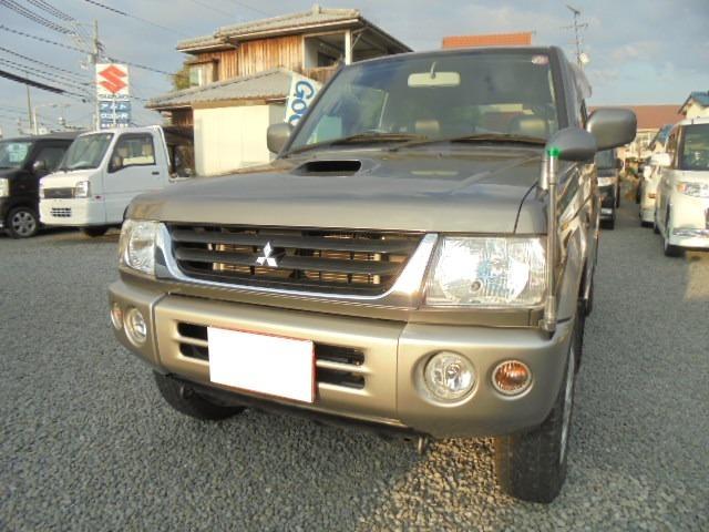 三菱 V 4WD ターボ