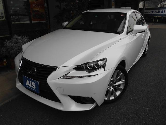 IS(レクサス) IS300h 中古車画像