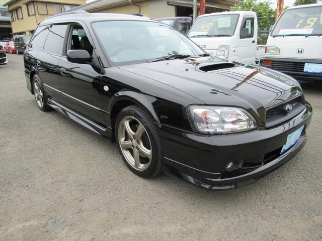 スバル GT-BリミテッドII