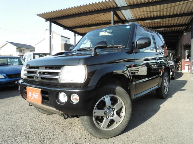 三菱 アクティブフィールドエディション 4WD TB HDDナビ