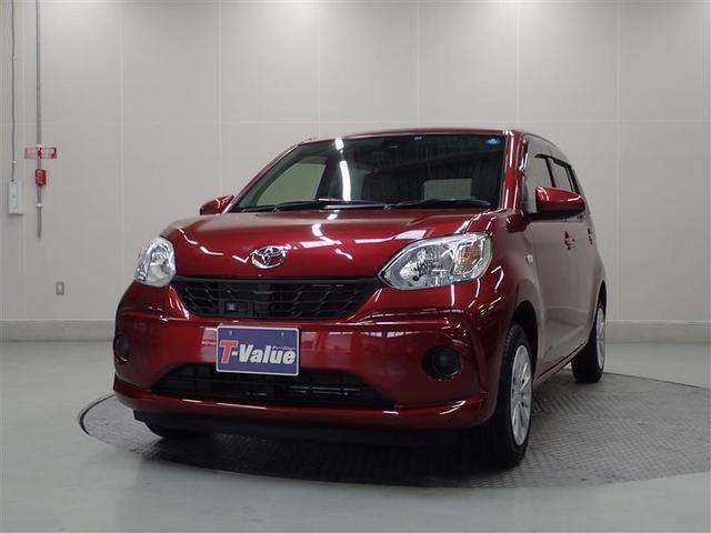 トヨタ X LパッケージS スマートキー ベンチシート ABS
