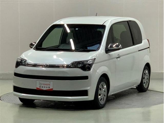 トヨタ スペイド F クイーン スマートキ- イモビライザー ETC HID