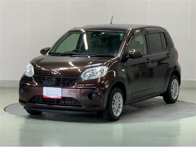 トヨタ パッソ X LパッケージS 衝突被害軽減ブレーキ メモリーナビ CD