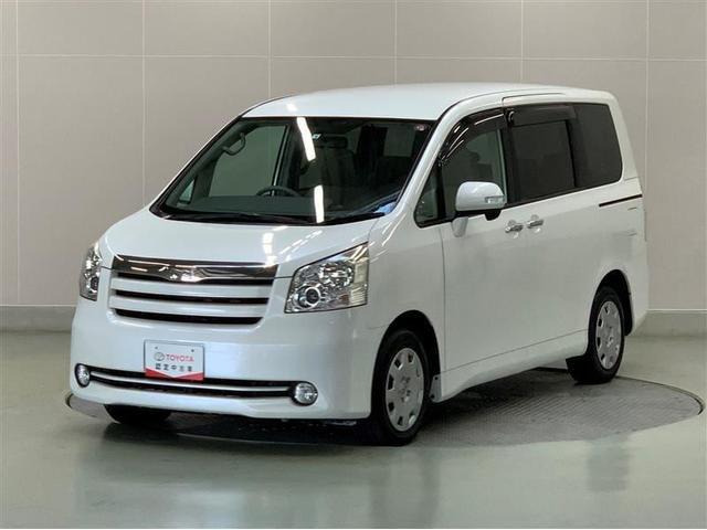 トヨタ ノア X スマートエディション メモリーナビ ワンセグ 3列シート