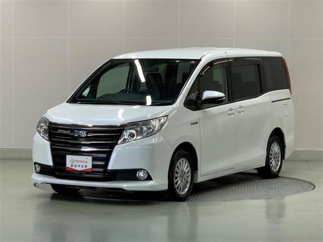 トヨタ ハイブリッドX ディライトプラス スマートキ- 純正アルミ