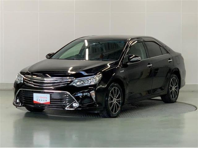 トヨタ ハイブリッド Gパッケージ・プレミアムブラック HDDナビ