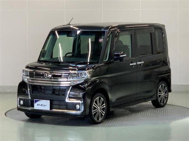 ダイハツ タント カスタムRS トップエディションSAIII スマートキ-