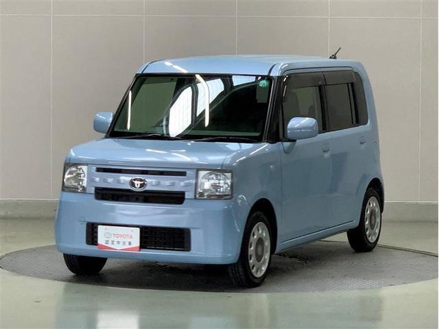 トヨタ ピクシススペース X CD再生装置 ワンセグ キーレスエントリー ベンチシート