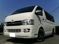 ハイエースバンロングスーパーGL MTSジャパン トーヨーH20