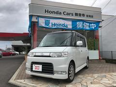 タントカスタムVS ナビ TV 軽自動車 ETC 4AT エアコン