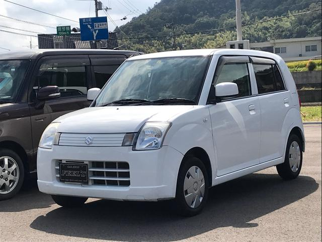 スズキ GII 軽自動車 AT エアコン 4人乗り CD
