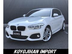 BMW120i Mスポーツ HDDナビTV Dアシ OP18AW