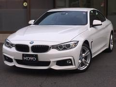 BMW420iクーペ Mスポーツ ドライビングアシストプラス