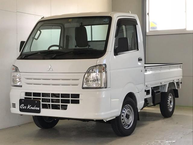 三菱 Mスペシャル 4WD 5MT 誤発進抑制機能付き
