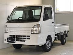 ミニキャブトラックMスペシャル 4WD 5MT 誤発進抑制機能付き