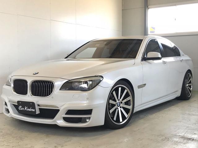 7シリーズ(BMW) アクティブハイブリッド7 中古車画像