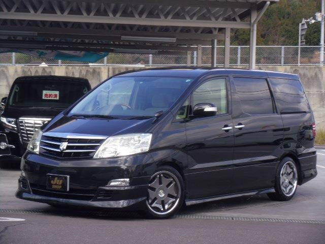 トヨタ AX Lエディション 社外HDDナビ エアロ 社外18AW