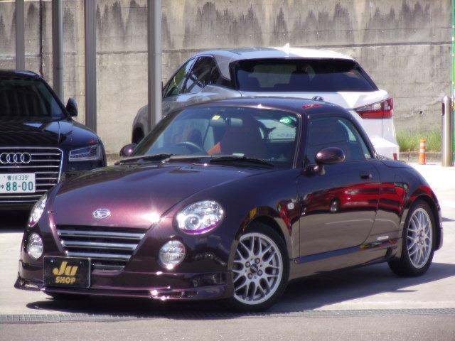 ダイハツ アルティメットエディションII 車高調 HDDナビ エアロ