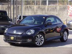 VW ザ・ビートルデザインレザーパッケージ 本革シート シートヒーター ETC