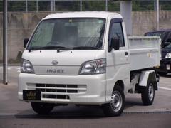 ハイゼットトラック清掃ダンプ 4WD 極東 AT ラバーマット