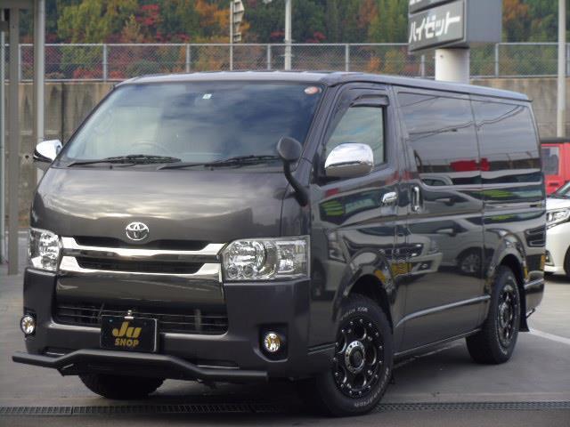 トヨタ スーパーGL ダークプライム ディーゼルターボ 4WD