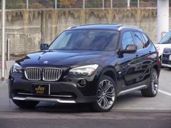 BMW X1xDrive 25i サンルーフ 本革シート HDDナビ