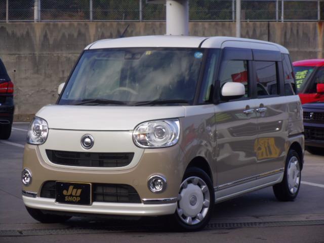 ダイハツ Gメイクアップ SAIII バックカメラ 禁煙車 ETC