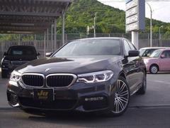 BMW540i xDrive Mスポーツ メモリーナビ ETC