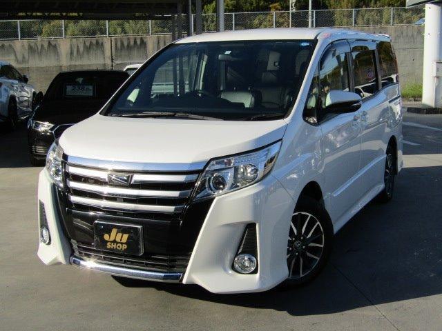 「トヨタ」「ノア」「ミニバン・ワンボックス」「香川県」の中古車