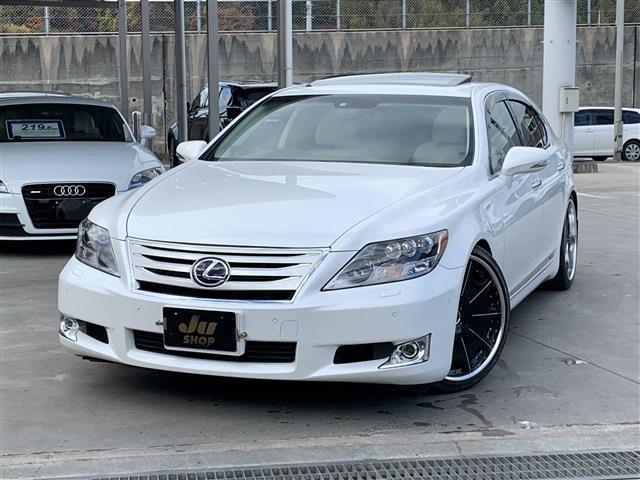 「レクサス」「LS」「セダン」「香川県」の中古車